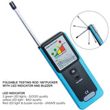 E04-004 Brake Fluid Tester Detector W/ Led Indicator & 180° Foldable Testing Rod Car Auto