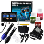 Ecm-231 Online Ph & Ec Conductivity Monitor Meter Tester Atc Water Quality Real-Time Continuous