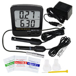 Phm-234 3-In-1 Ph Ec & Tds Conductivity Monitor Atc W/ 3.5 Large Dual Display Water Quality Meter