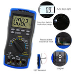 Eng-214 Auto-Ranging Lcd Digital Multimeter Engine Analyzer Tester Dcv/acv Rpm Tachometer Dwell