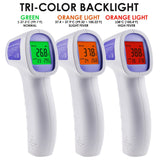 The-261 Non-Contact Digital Laser Infrared Ir Forehead Gun Thermometer Electronic Tester For Kids