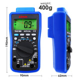 Eng-216 Digital Engine Automotive Analyzers Diagnostic Multimeter Auto-Ranging With Pc Data Transfer