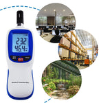 Htm-49 Gain Express Digital Humidity & Temperature Meter Hygrometer Psychrometer Dew Point And