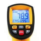 Ir-G1150A 50:1 Non-Contract Ir Infrared Laser Thermometer -30~1150°C/ -22~2102°F 0.1~1Em Pyrometer