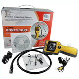 "C0588B Portable 2.4""Video Inspection Endoscope 12mm Camera with Built-in 36"" Cable - Gain Express"