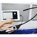 "C0598AM USB Handheld Endoscope 7mm Camera Head Video Inspection Borescope w/ 7"" Android Monitor - Gain Express"