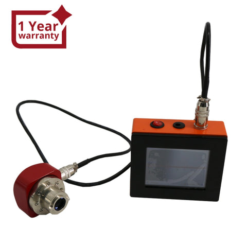 Ck-102 Digital Concrete Crack Width Gauge Instrument Quality Real Time Measurement With Rechargeable