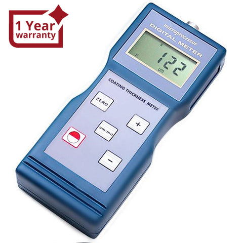 CM-8822 Digital Coating Thickness Meter 0~1000um/0~40mil + F & FN Probes Automotive Tool Iron Aluminum Substrate - Gain Express