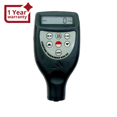 CM-8825FN Digital Coating Thickness Meter 0~1250um / 0~50mil + Built-in F & NF CE Marking Aluminum / Iron Substrates - Gain Express