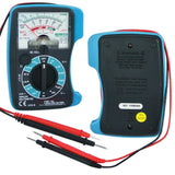 E04-018 Analog 5 Scales Multimeter Dc Ac Voltage Current Ohm Decibel Resistance Pocket Size