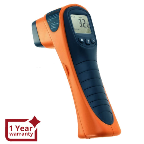 Ir-8560 Digital Non-Contact Ir Thermometer -13~1040°F -25~560°C 12:1