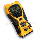 CK-109_yellow 5in1 Distance Meter Stud Metal Live Wire Detector & Laser Marker - Gain Express