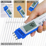 M0198713 Digital 2-In-1 Pen-Type Paper Moisture Spring Type Sensor Made In Taiwan Meter