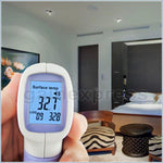 Th-8800S Body Surface Temperature Non Contact Infrared Ir Thermometer Baby Adult Forehead °C °F
