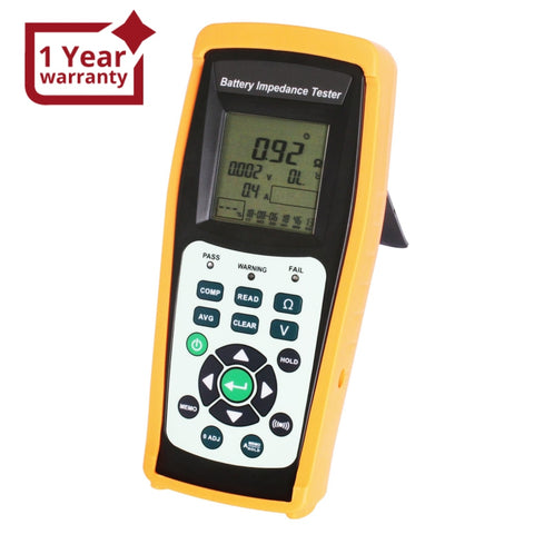 Tm-6002 Potable Digital Battery Impedance Tester Multiple Display