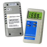 Tmm-091 Radiation Gamma Meter Geiger Counter Dosimeter Taiwan Made /