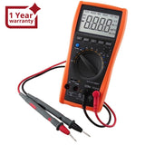 Vc-97 Digital Multimeter Tester Thermometer Voltmeter Ac Dc Ohm Multimeters / Clamp Meters