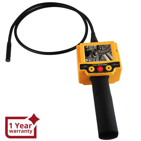 Vid-5 Industrial 2.4 Inch Tft Lcd Video Borescope Car Pipe Inspection 10Mm Camera