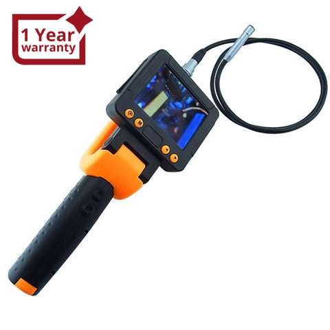 Vid-700_1M Waterproof 3.5 Inspection Camera Endoscope Borescope 1M Cable