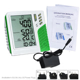 M0198138 Carbon Dioxide Temperature Humidity Rh Twa Stel Co2 Monitor Air Quality Meters