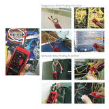 N03Nf-806R Network Lan Or Telephone Cable Wire Tracker Open Circuit Tester Testers