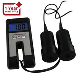 Wtm-1100 Window Tint Meter Visual Light Transmission 18Mm Thickness Continuous Measuring