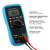 E04-023 Automotive Multimeter Ac Dc Voltage Current Resistance Continuity Tester Manual / Auto Range