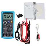 E04-038 Multimeter Dmm True Rms Trms Auto-Ranging W/ Usb Interface Multi Meter Tester Ac/ Dc Current