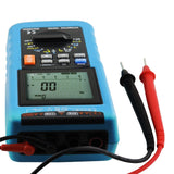 E04-024 Automotive Multimeter Scan Car Engine Analyzer Rpm Voltage Current Dwell Angle W/ Buzzer