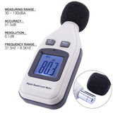 Sl-1351 Digital Lcd Monitor Sound Noise Level Meter 30~130Dba Decibel
