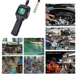 Vid-71R-5.5-1M 5.5Mm Camera Recordable Video Inspection 2.4 Hd Endoscope 1M Cable Borescope 4 Led
