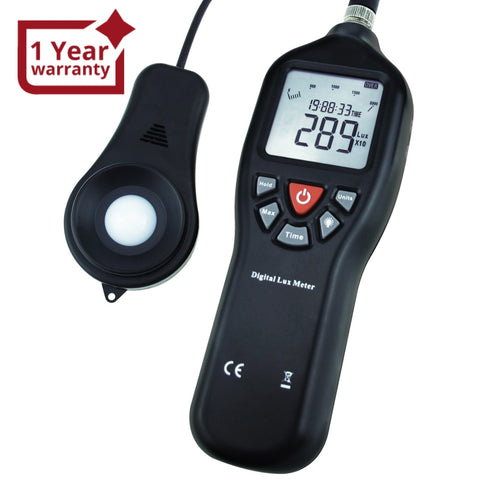 Lux-28 Digital Light Lux Meter Instrument Measurement Range 0 To 200 Portable Auto Ranging Tool /