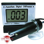 Orp-1696 ±1999Mv Orp Redox Meter + Electrode Water Quality Tester Laboratory Aquarium Pool Meters