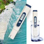 Tds-139 Digital Pen Type Tds / Conductivity Hydroponics Meter 0-1999 Ppm Water Quality Meters