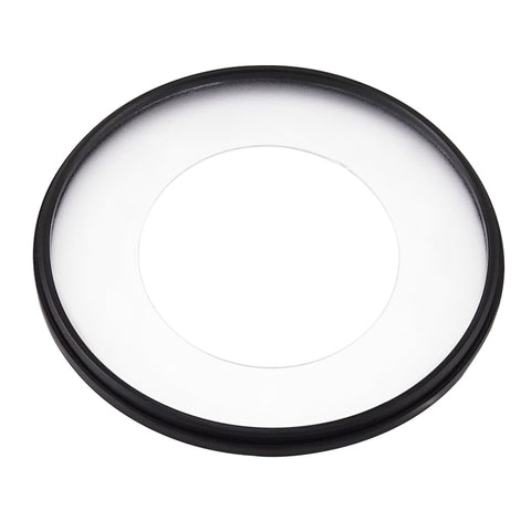 Optional Frosted Glass Diffuser For Microscope Ring Light ( Gx-480) / Lights Illuminator