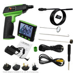 Vid-12_2M Wireless 3.5 Lcd Inspection Camera Endoscope Borescope + 2 Meter Cable