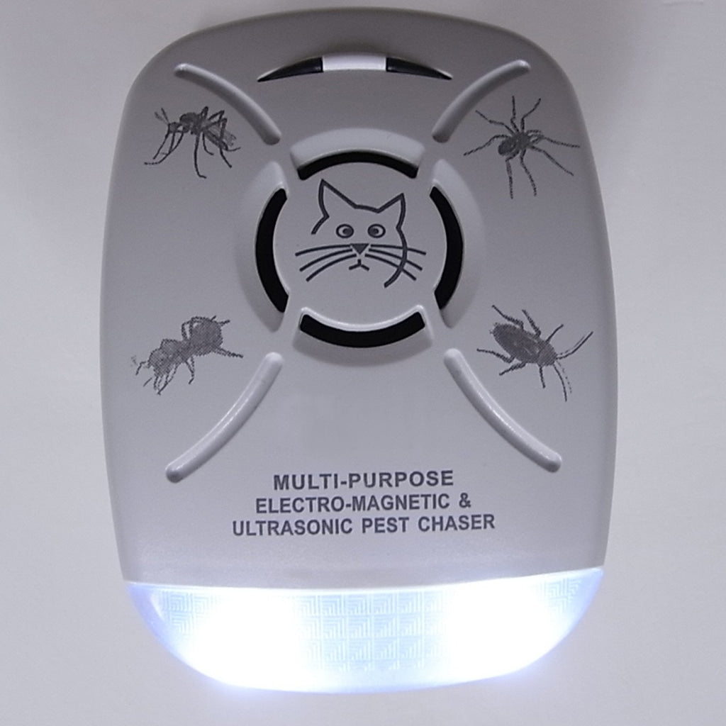 Ar 131 Eu Ultrasonic Plug In Pest Control Repeller Electronic Circuit Insects Repellent Pet Kids