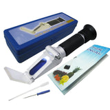 Zgrb-32Atc 0-32% Atc Handheld Brix Refractometer With Built-In Led Light Source