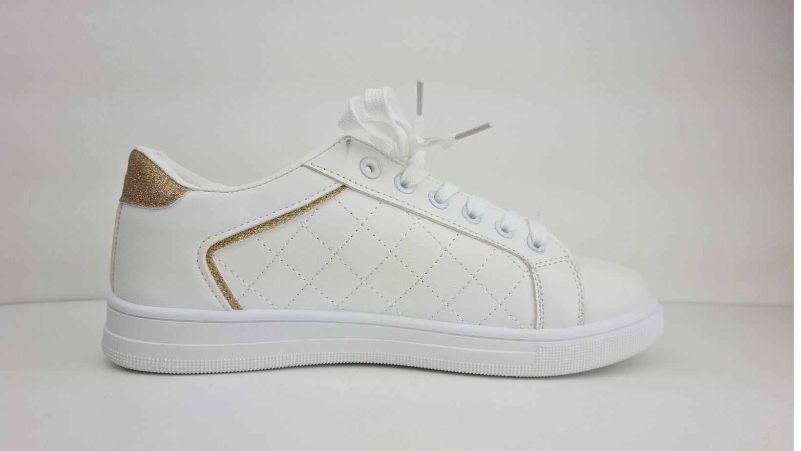 quilted trainer loungewear shoes paco