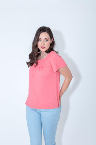 summer outfit ladies cotton t-shirt summer 2021
