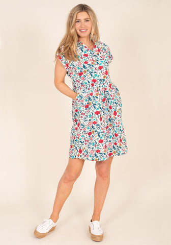 What To Wear To A BBQ Cotton Dress From Paco