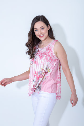 What To Wear To A BBQ Chiffon Top From Paco