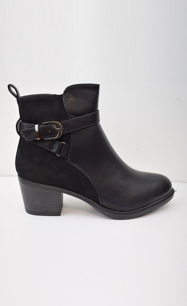 City Ankle Boot
