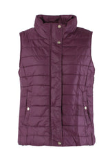 Collar Padded Gilet