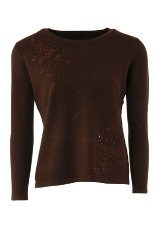 Sparkle Detail Jumper