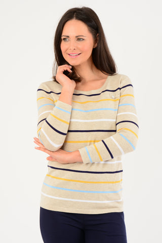 Button Pocket Sweater