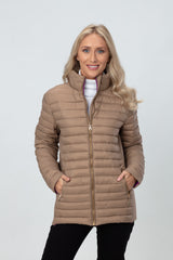 Quilt Gold Trim Jacket