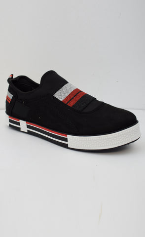 Shoe Striped Trainer