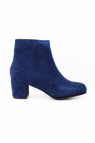 Suede Ankle Boot