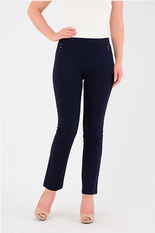 Leg Button Trouser